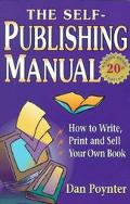 Self-publishing Manual-revised