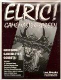 Elric!: Gamemaster Screen : Gruesome Gamemaster Gobbets!/Gamemaster's Screen/4 Rules Referen...