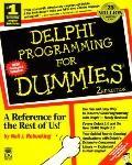 Delphi Programming for Dummies - Neil J. Rubenking - Paperback