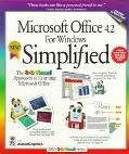 Microsoft Office 4.2 for Windows Simplified