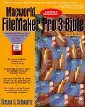 Macworld FileMaker Pro X Bible - Steven A. Schwartz - Paperback