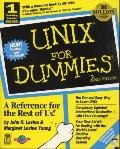 UNIX for Dummies - John R. Levine - Paperback - 2nd ed