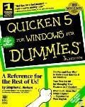 Quicken 5 F/windows F/dummies