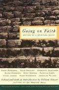 Going on Faith Writers As a Spiritual Quest