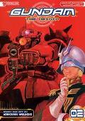 Gundam the Origin Right to Left Format