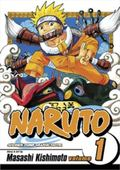 Naruto, Vol. 1: The Tests of the Ninja