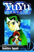 YuYu Hakusho 10 Unforgivable!
