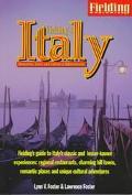 Fielding's Italy - Lynn Vasco Foster - Paperback