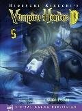 Hideyuki Kikuchi's Vampire Hunter D Manga Volume 5