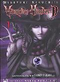Hideyuki Kikuchi's Vampire Hunter D 1
