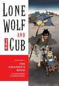 Lone Wolf and Cub The Assassin's Road