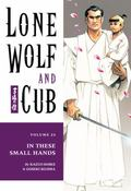 Lone Wolf and Cub In These Small Hands