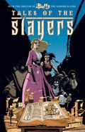 Buffy the Vampire Slayer Tales of the Slayers