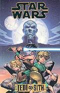 Star Wars Jedi Vs Sith