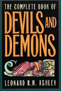 Complete Book of Devils and Demons