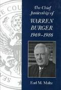 Chief Justiceship of Warren Burger, 1969-1986