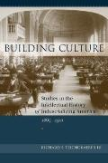 Building Culture : Studies in the Intellectual History of Industrializing America, 1867-1910
