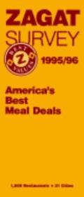 Zagat Survey : America's Best Meal Deal
