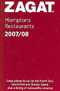 Zagat 2007/08 Hamptons Restaurants