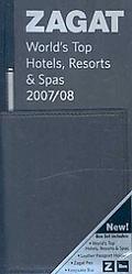 Zagat World Top Hotels, Resorts & Spa's Box Set 2008