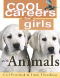 Cool Careers for Girls with Animals - Ceel Pasternak - Paperback
