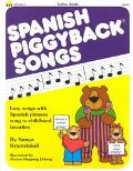 Spanish Piggyback Songs