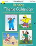 Toddler Theme Calendar