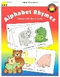 Alphabet Rhymes Reproducible Emergent Readers to Make and Take Home