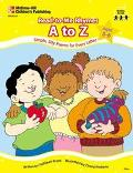Read-To-Me Rhymes A to Z
