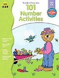 101 Number Activities, Ages 2-