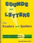 Sounds & Letters for Readers & Spellers Phoneme Awareness Drills for Teachers & Speech-Langu...