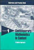 Contemporary Mathematics in Context A Unified Approach, Course 1, Reference And Practice Book