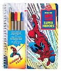 Draw the Marvel Comics Super Heroes