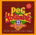 Peg Solitaire: 23 Games All-On-Your-Own - Klutz Press Staff - Other Format - BK&ACCES