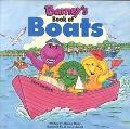 Barney's Book of Boats - Monica Mody - Paperback