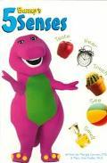 Barney's 5 Senses