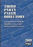 Third Party Payer Directory 2009