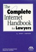 Complete Internet Handbook for Lawyers