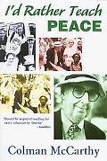 I'd Rather Teach Peace