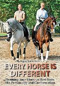 Dressage Training Customized: Schooling Your Horse as Best Suits His Individual Personality ...