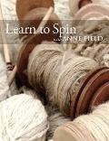 Learn to Spin with Anne Field