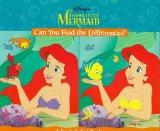 Disney's the Little Mermaid Can You Find the Differences?: A Seek & See Book