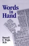 Words in Hand