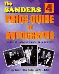 Sanders Price Guide to Autographs The World's Leading Autograph Pricing Authority