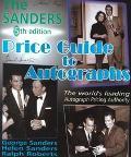Sanders Price Guide to Autographs, Vol. 1 - Helen Sanders - Paperback