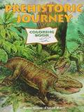 Prehistoric Journey Coloring Book