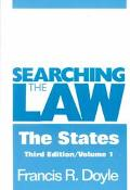 Searching the Law the States A Selective Bibliography of State Practice Materials in the 50 ...