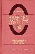 American Conflicts Law