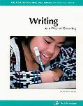 Writing As a Way of Knowing
