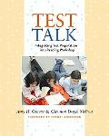 Test Talk Integrating Test Preparation into Reading Workshop